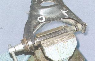 Замена передних и задних сайлентблоков на ваз 2106, как поменять своими руками, сделать съемник, инструкции с фото и видео