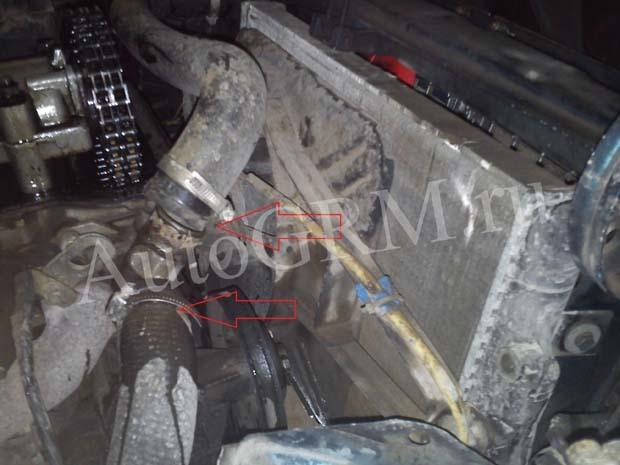 Успокоитель цепи ВАЗ 2106: возможные поломки и замена, инструкции с фото и видео