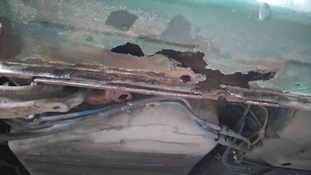 Описание и ремонт кузова ВАЗ 2106 сколько весит замена порогов капота сварка днища и лонжеронов