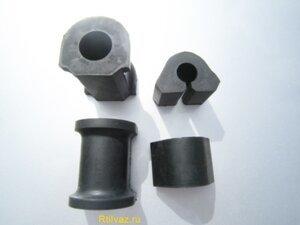 Задний стабилизатор поперечной устойчивости ваз 2107: замена втулок, резинок, инструкции с фото и видео
