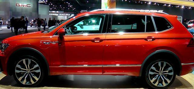 Фольксваген тигуан (volkswagen tiguan) технические характеристики - габариты кузова и багажника, клиренс, расход топлива и др