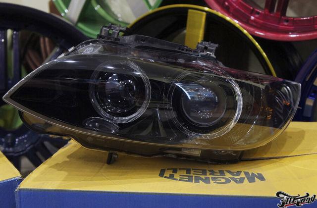Тюнинг ателье фольксвагена, модернизация кузова, оптики, фото
