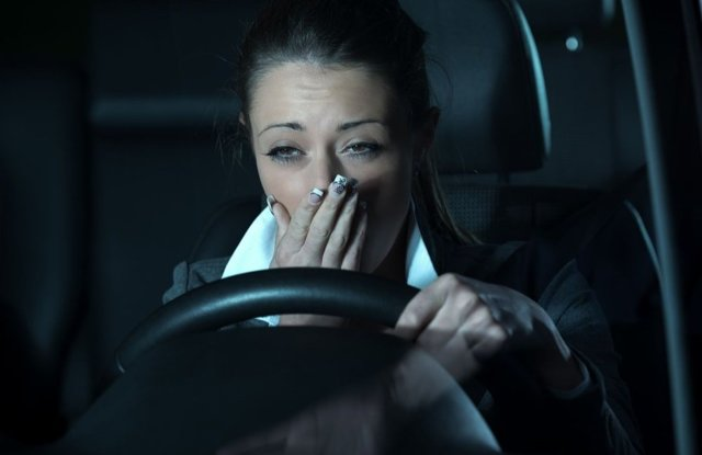 Как не уснуть за рулем ночью - что для этого делать