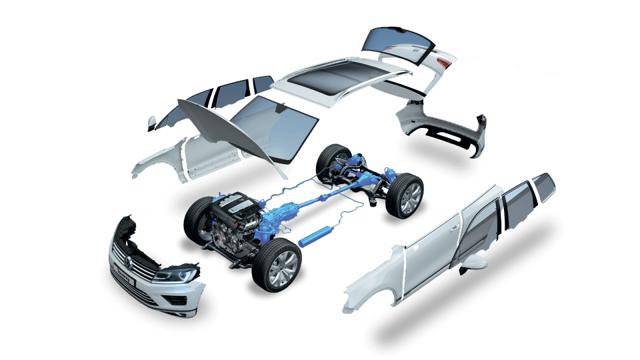 Фольксваген Туарег (volkswagen touareg) - обзор модельного ряда 2002 - 2017, отзывы владельцев, фото