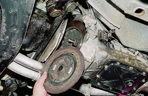 Замена и ремонт рабочего цилиндра сцепления ваз 2106, инструкции с фото и видео
