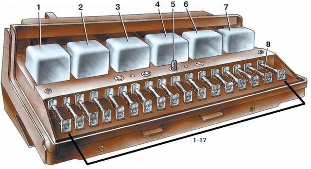 Где находится реле зажигания ВАЗ 2107, принцип работы, проверка и замена, инструкции с фото и видео