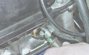 Датчик температуры охлаждающей жидкости ВАЗ 2106: схема подключения, как проверить, инструкции с фото и видео