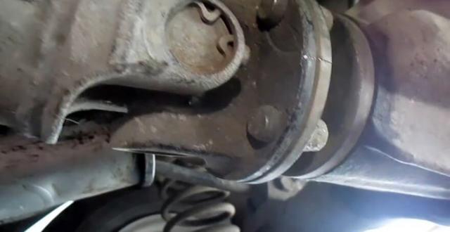 Карданный вал ВАЗ 2107: как снять, поставить, правильно собрать кардан , инструкции с фото и видео