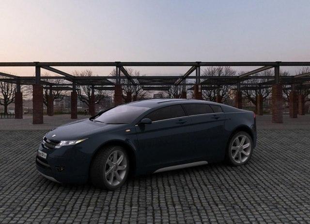 Выпущена первая модель новой «Волги» 5000 gl: обзор с фото