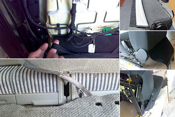 Как сделать красивый салон ВАЗ 2105: фото, чехлы, сиденья, ремни безопасности, панель приборов