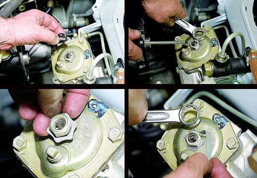 Рулевое управление ваз 2107: устройство, неисправности, регулировка, замена маятника, как убрать люфт руля, инструкции с фото и видео