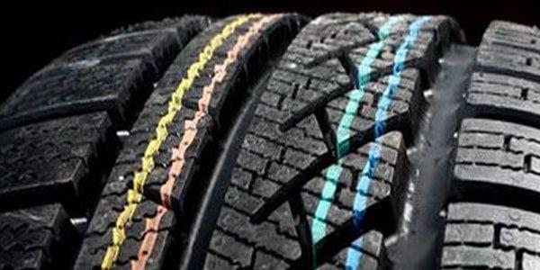 Желтые, красные, цветные метки на шинах: что означают эти точки
