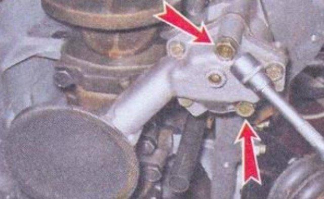 Масляный насос ВАЗ 2106: устройство, проверка, регулировка, замена, инструкции с фото и видео