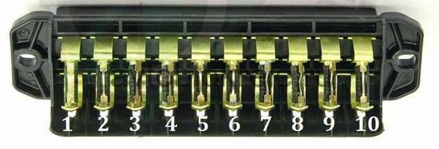 Блок предохранителей ваз 2101: расположение, фото, схема, какой за что отвечает