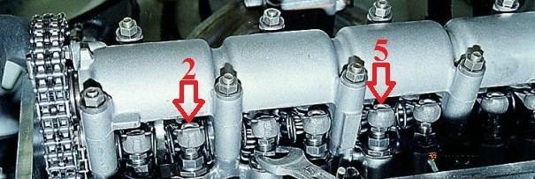 Регулировка клапанов ВАЗ 2105 карбюратор и инжектор, инструкции с фото и видео