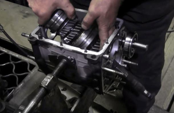 Коробка передач ВАЗ 2101: устройство, разборка и ремонт КПП, инструкции с фото и видео