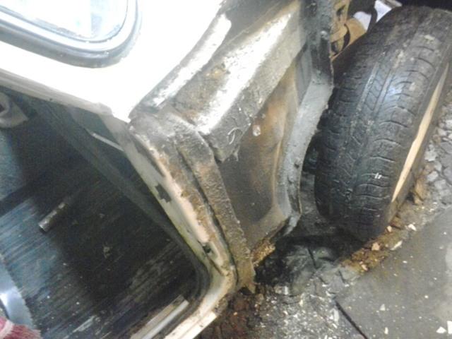 Передний и задний бампер ВАЗ 2106: как снять, чем заменить, инструкции с фото и видео