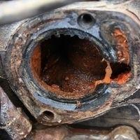 Как и чем промыть систему охлаждения двигателя от масла - подручными и специальными средствами