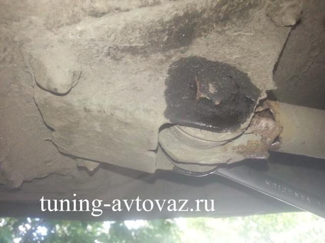 Реактивные тяги ваз 2107: какие лучше, ремонт, замена резиновых втулок, инструкции с фото и видео